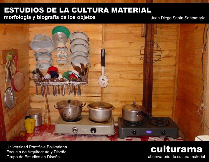 estudios cultural material